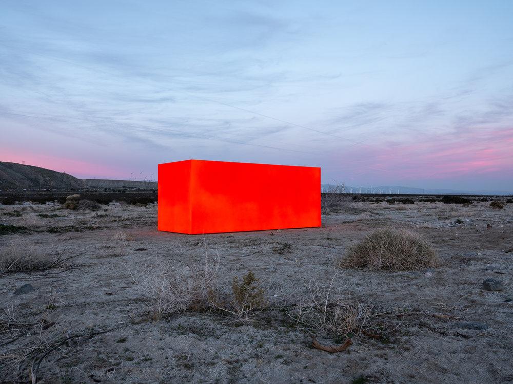 Sterling Ruby Specter Courtesy of Desert X © DESERT BIENNIAL 2019