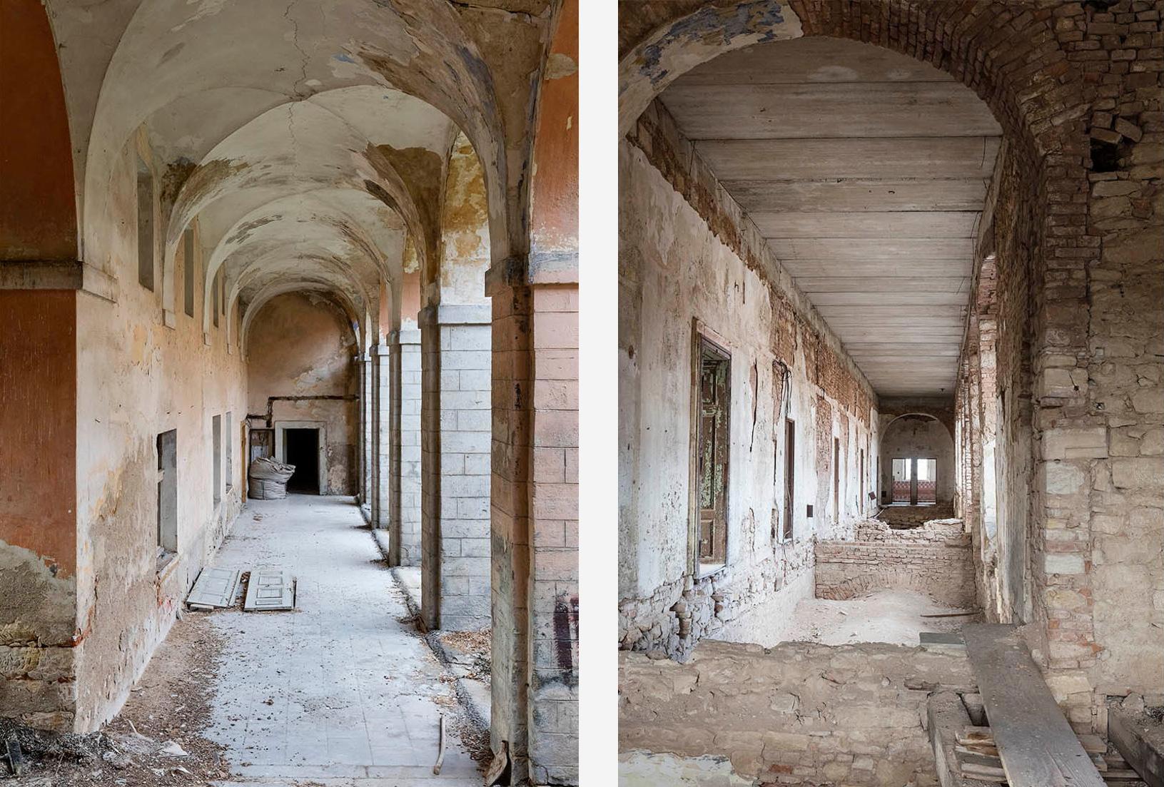 Renovation challenge: a bohemian castle near Prague is ripe for redevelopment