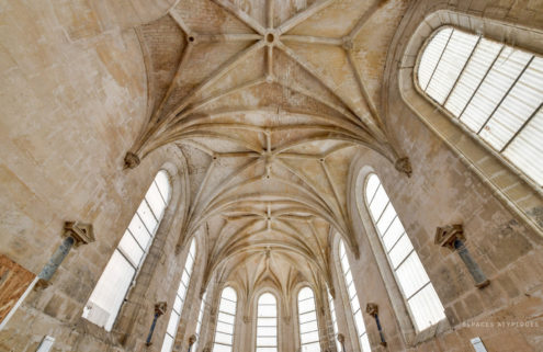 Ready-to-renovate chapel lists for €245k in France's Picardy