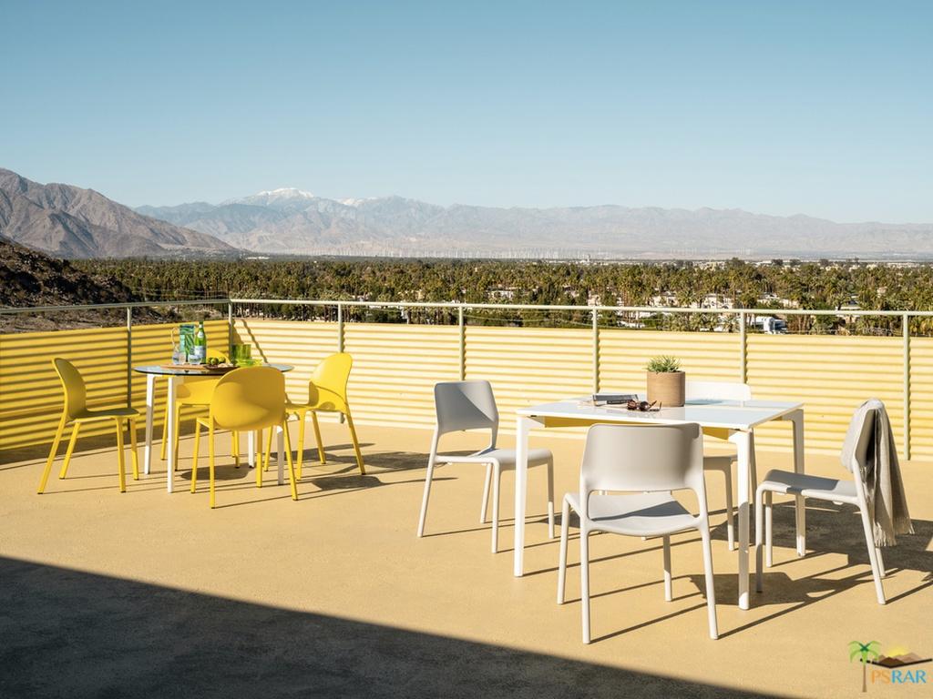 67389 E Palm Canyon Drive has far reaching desert views