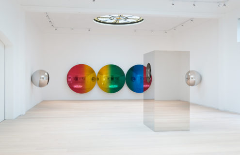 London's Pitzhanger Manor opens with a bumper Anish Kapoor exhibition