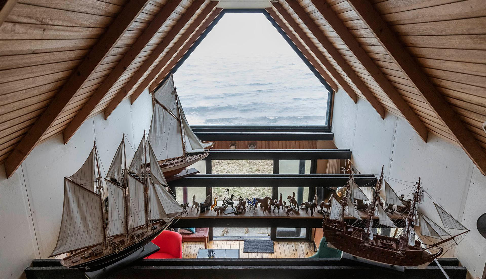 Beachside cottage on Denmark's rocky Samsø island lists for 4.7m DKK