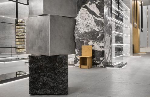 Hedi Slimane turns his hand to interior design for Celine's global flagships