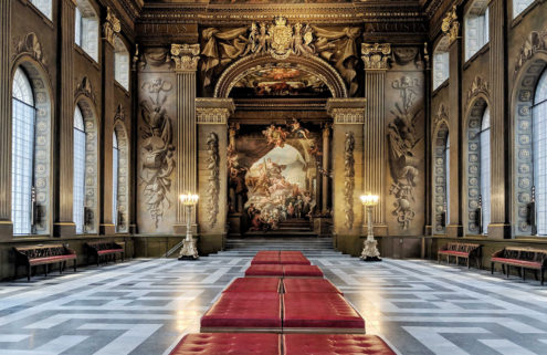 The 'Sistine Chapel of the UK' reopens in London after £8.5m restoration