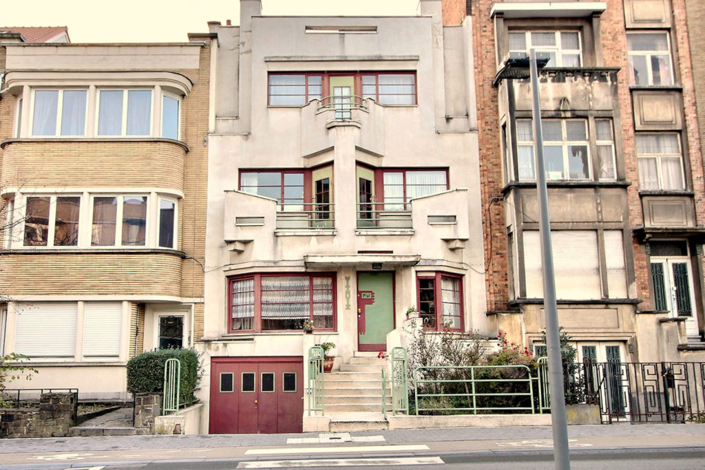 3 Art Deco Homes On The Market In Belgium Right Now The Spaces