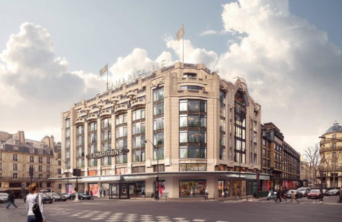 LVMH is opening a new London hotel complex