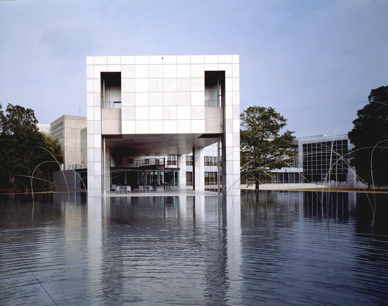 MOMA Gunma. Photography: Yasuhiro Ishimoto