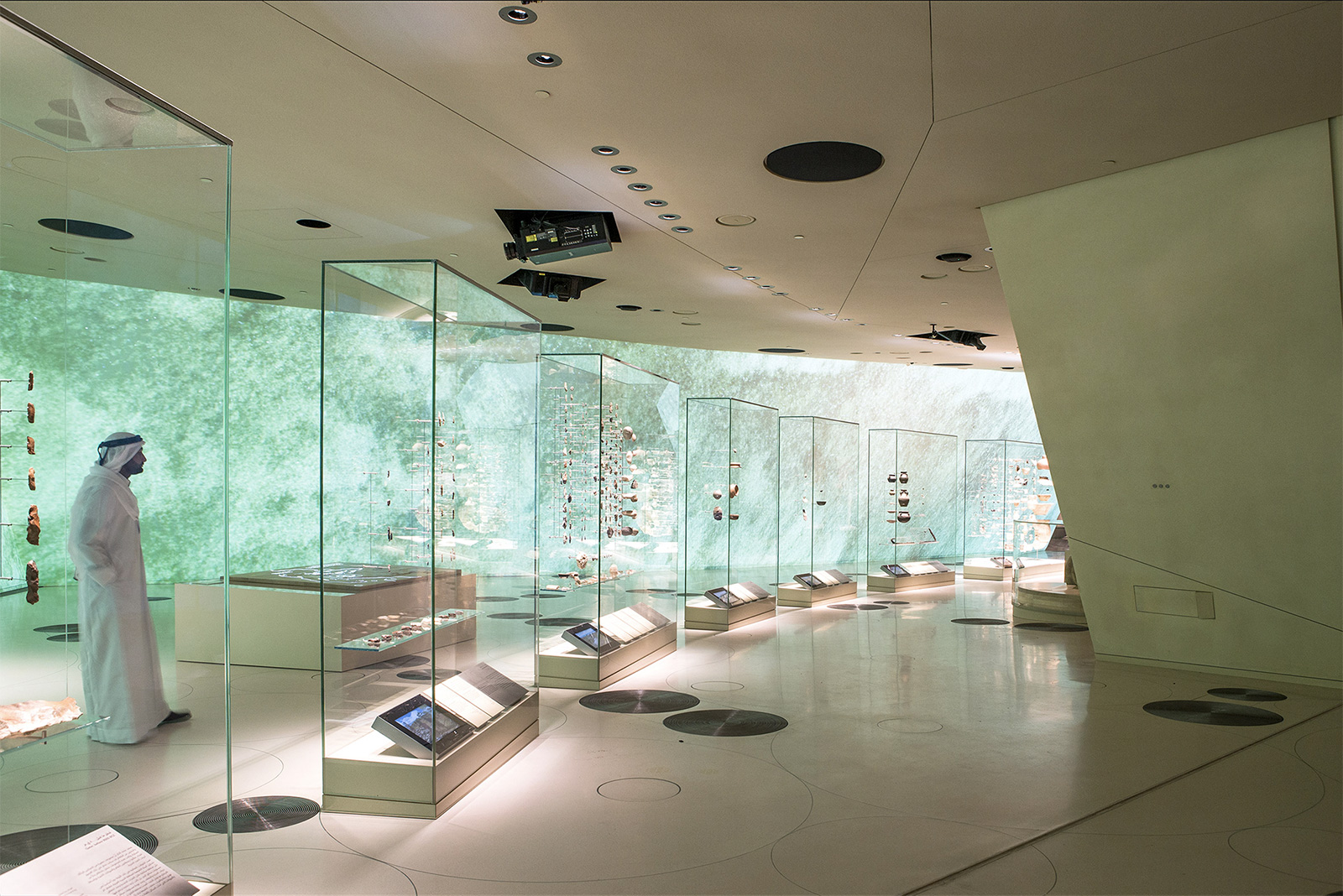 National Museum of Qatar opened on 28 March 2019