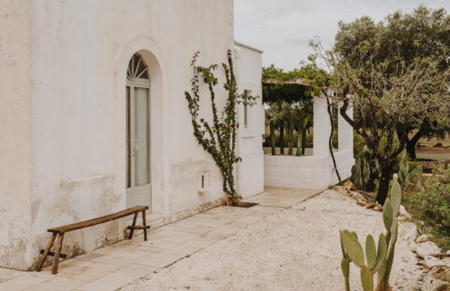Villa Castelluccio is a 'comfy' take on countryside living in Puglia