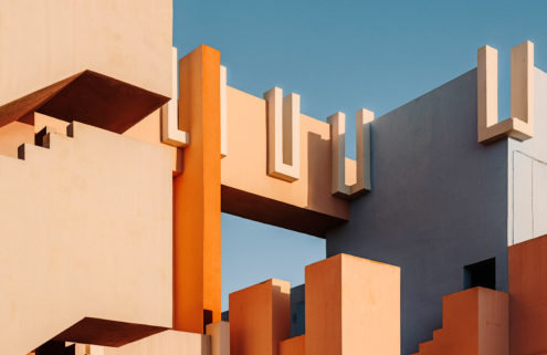 Celebrating 60 years of Ricardo Bofill's groundbreaking works