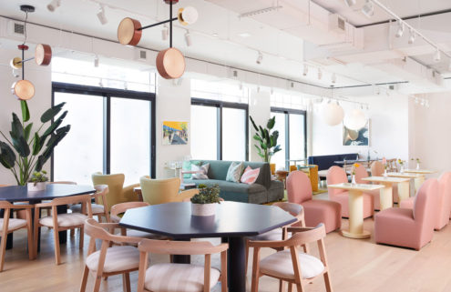 The best women's coworking spaces across the globe