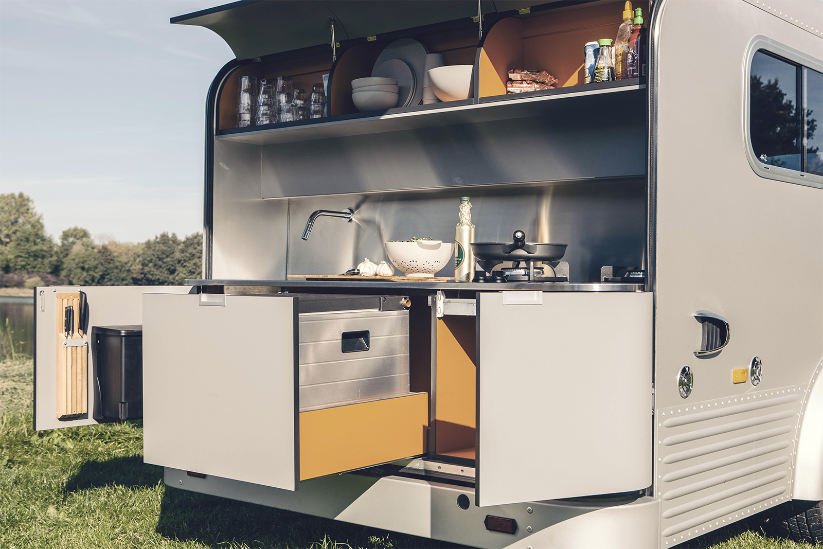 5 must-have trailers for life on the open road: the Lume No.1 Traveller