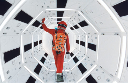 Explore Stanley Kubrick's most iconic film sets