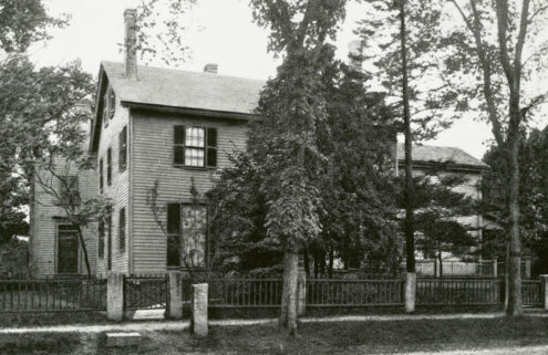 Henry David Thoreau's Yellow House is for sale