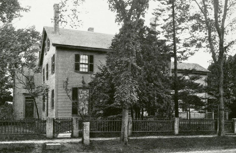 Henry David Thoreau's Yellow House