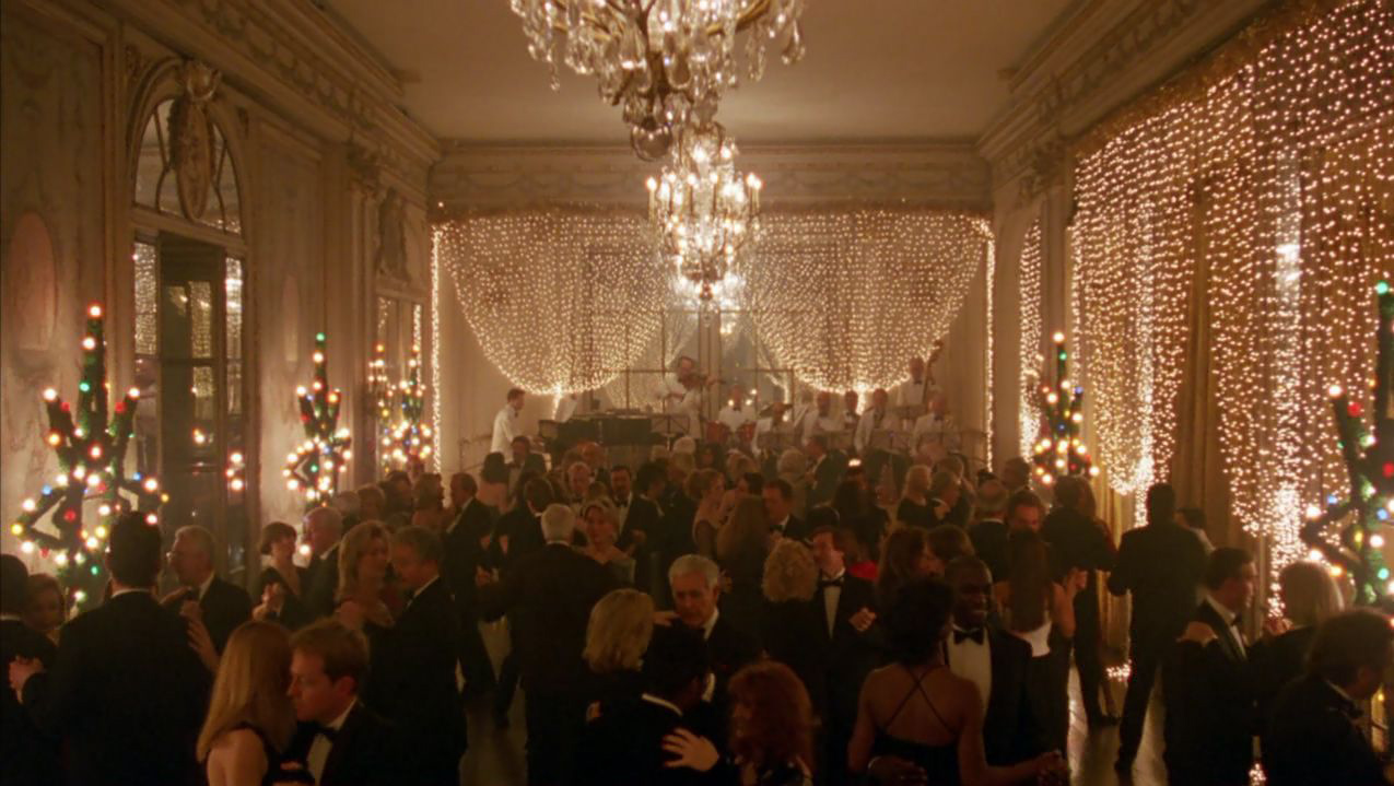 Still from the Christmas ball scene in Eyes Wide Shut (c) Warner Bros