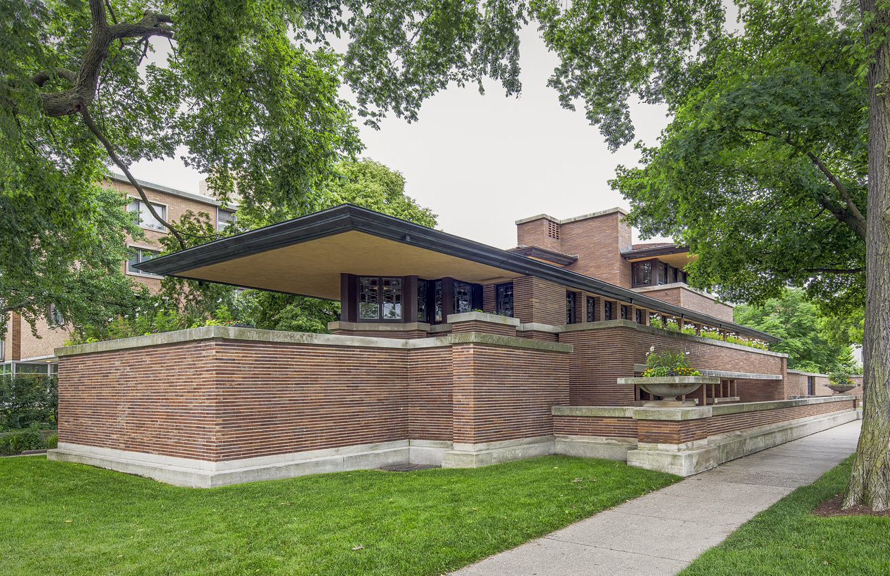 Lloyd Frank Wright Houses frank lloyd wright's robie house has reopened to the public