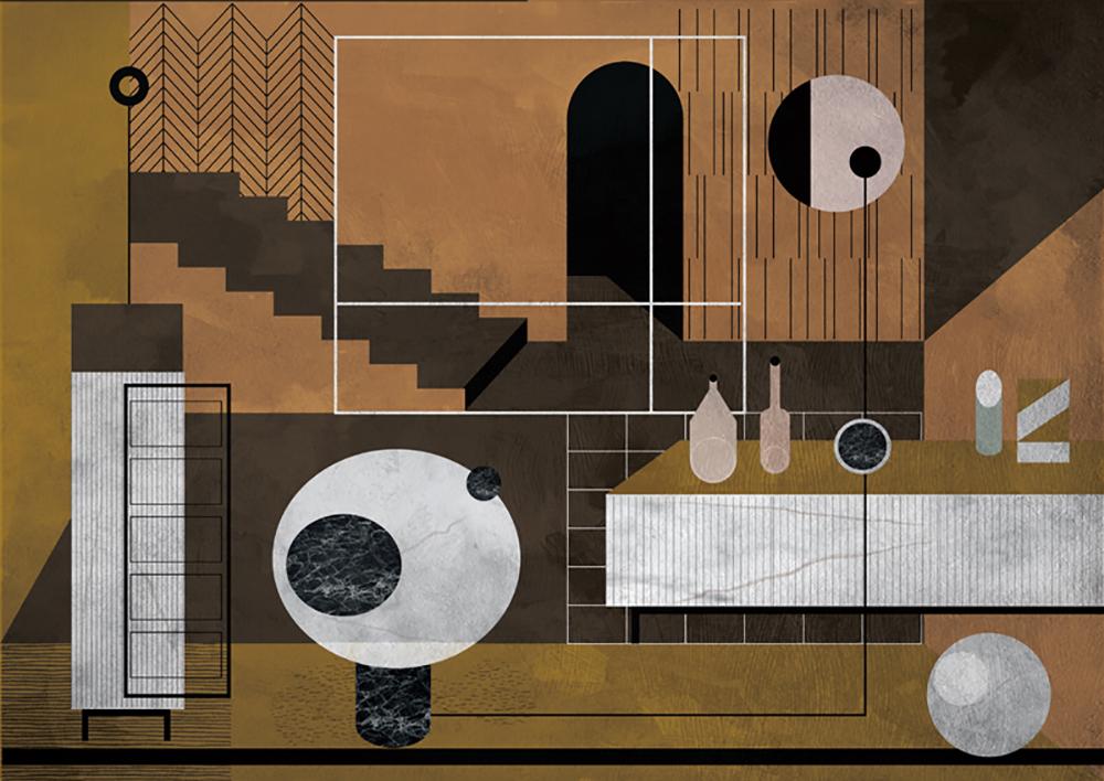 10 must-see installations at Milan Design Week: Salvatori's 'Hidden Rooms'