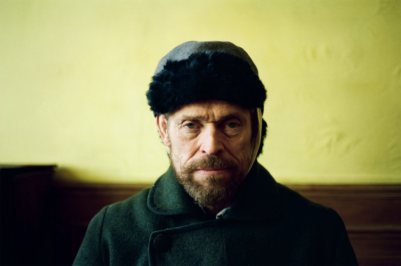 Willem Defoe in 'At Eternity's Gate'. Credit: CBS Films