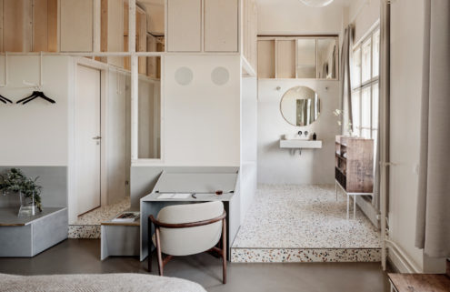 Berlin's Michelberger Hotel gets an update from Jonathan Tuckey