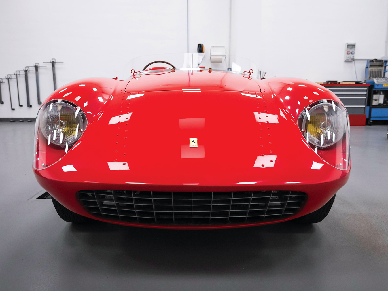 Ultra-rare Ferrari 500 Mondial Spider by Pininfarina is up for auction