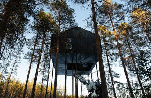 10 spectacular treehouses to stay in this summer