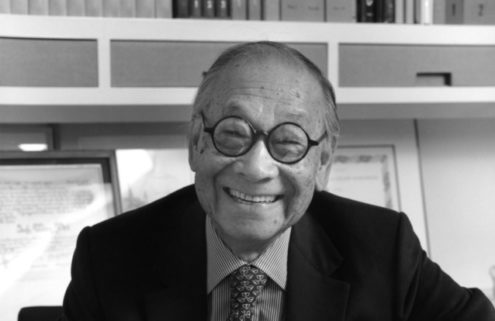 I M Pei's $25m private art collection is headed for auction