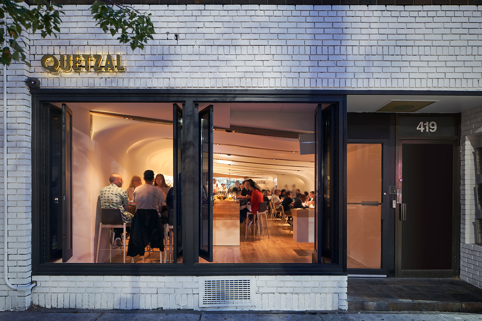 Toronto restaurant Quetzal pays homage to the markets of Mexico