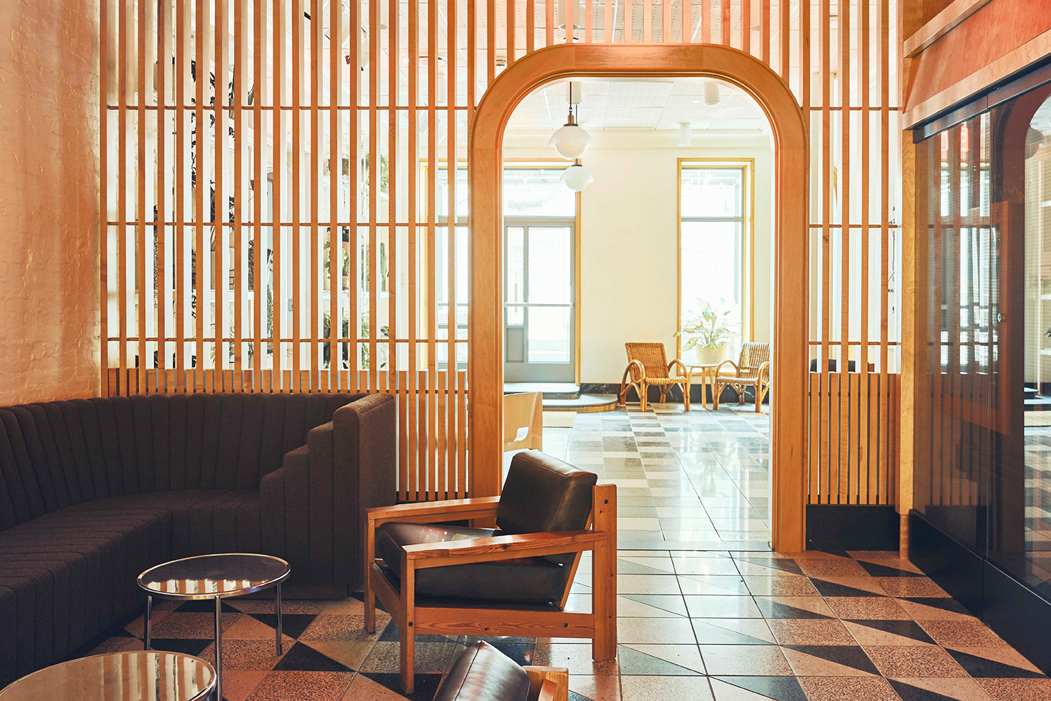 New York's Sister City hotel has bento box-inspired bedrooms