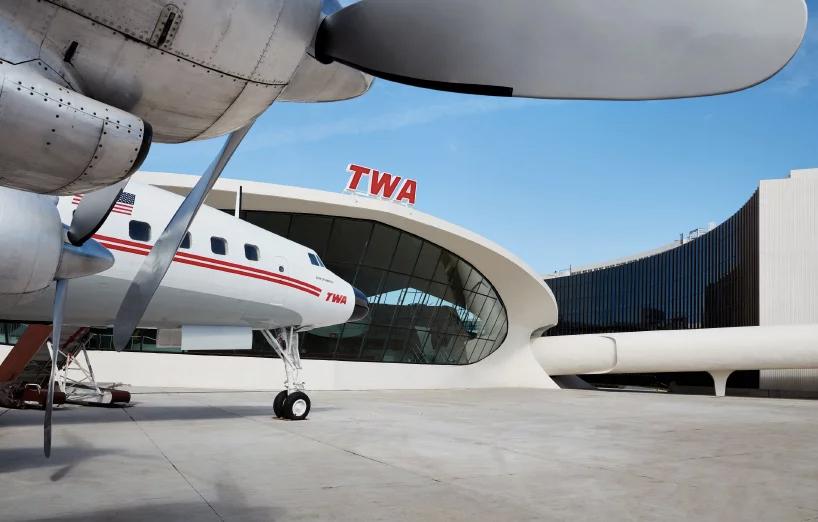 Eero Saarinen's JFK terminal reopens as the TWA Hotel