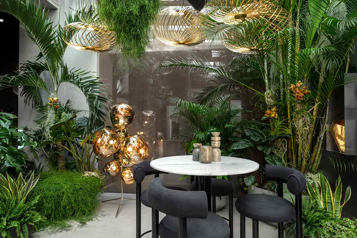 Tom Dixon designs a shoppable restaurant in Milan