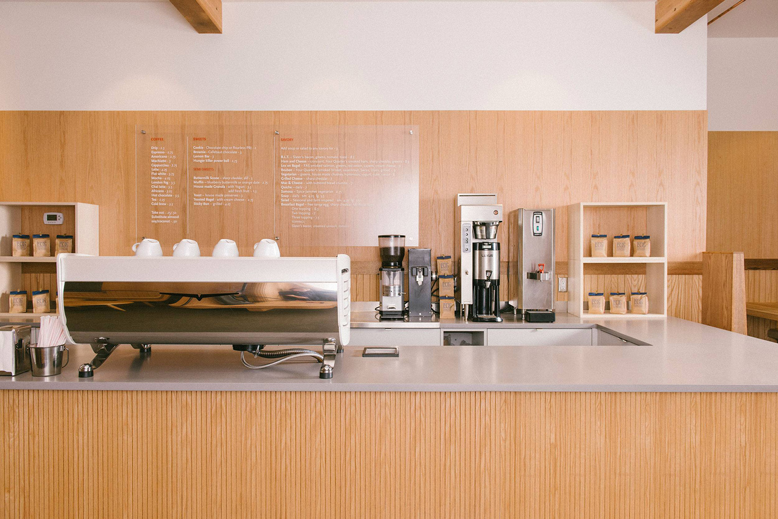 Parsonage Cafe in Victoria, BC