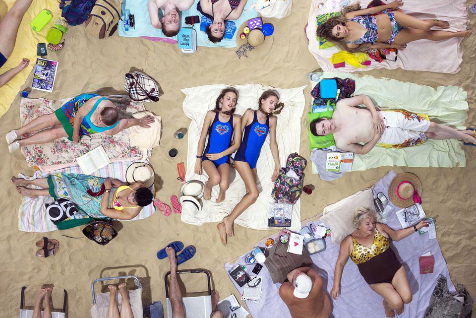 Sun & Sea (Marina) - the beach opera at the heart of the 2019 Lithuanian Pavilion