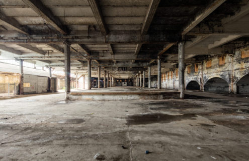 Defunct former train station to be transformed into 10,000 capacity venue in Manchester