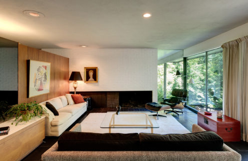 Richard Neutra's Corwin House hits the market for the first time ever