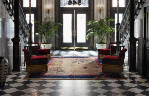 It's all in the details at New Orleans' Maison de la Luz hotel