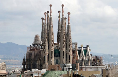 Gaudi's La Sagrada Familia gets building permit after 137 years