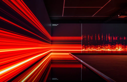 The Store X The Vinyl Factory presents 'Other Spaces' with United Visual Artists at 180 The Strand