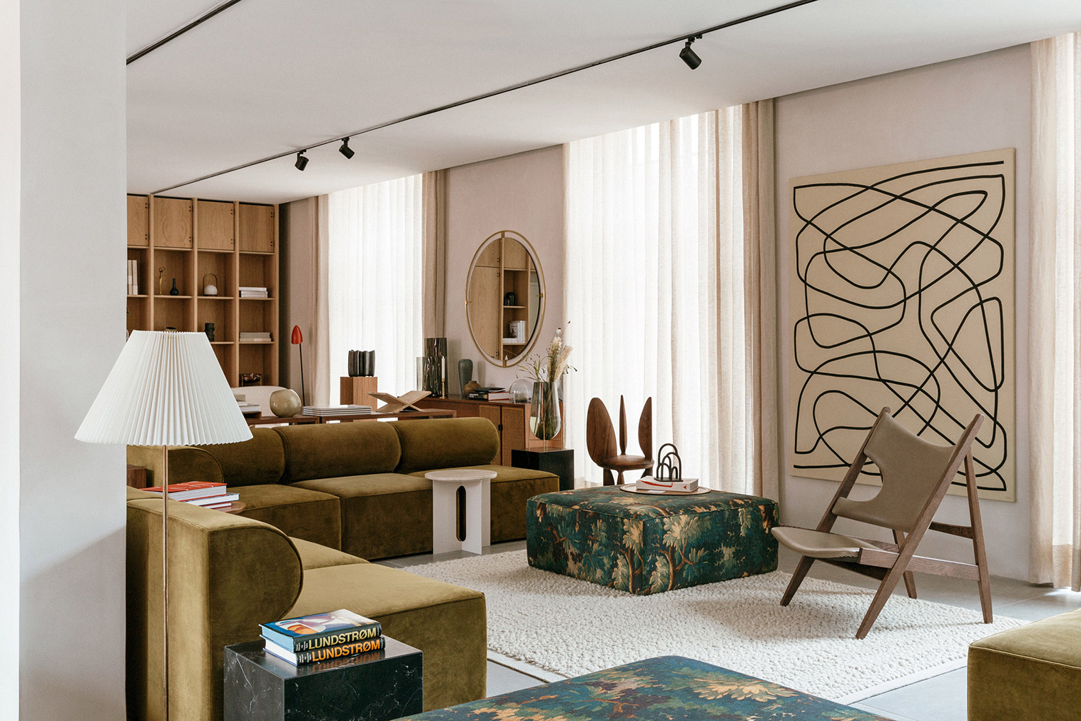 You can stay overnight in Menu's new Copenhagen showroom