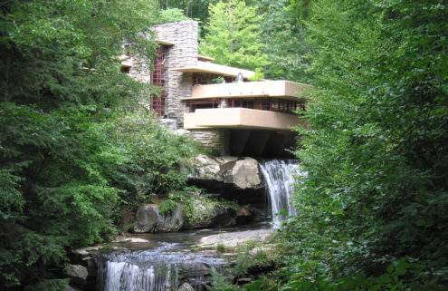 Eight Frank Lloyd Wright buildings have been added to the World Heritage List