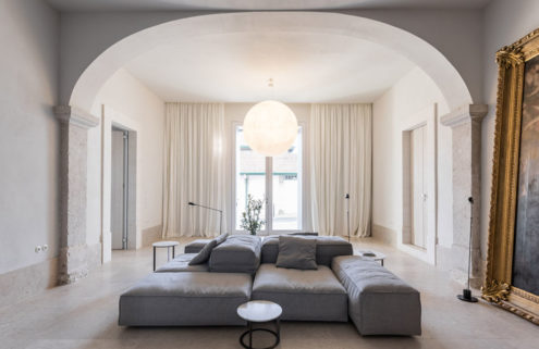 Lisbon holiday home Santa Clara 1728 is all about the slow living