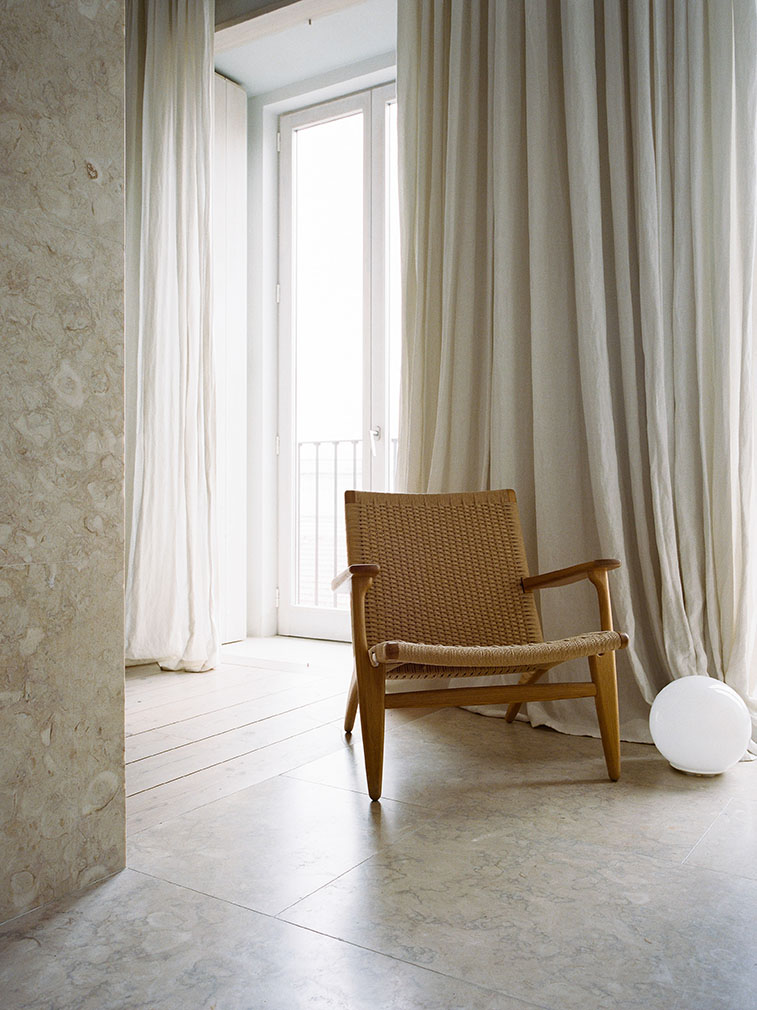 Lisbon holiday home Santa Clara is all about the silent living