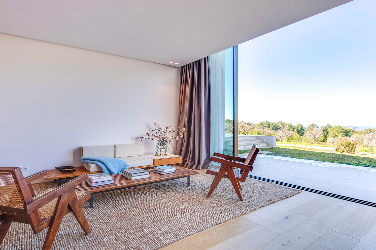 Ibizan holiday villas where you can catch the last summer rays: Can Mikkie villa
