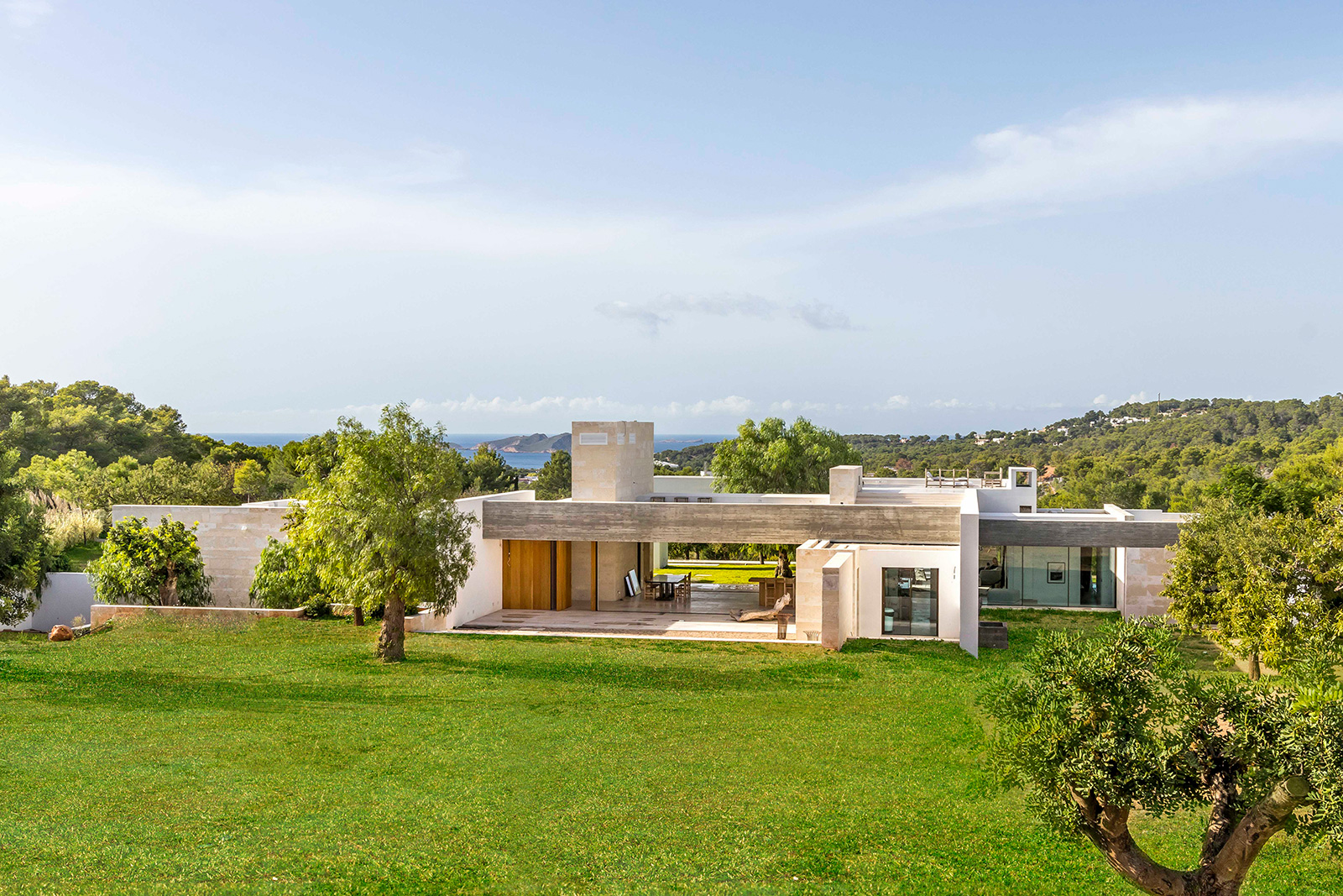 Ibizan holiday villas where you can catch the last summer rays - Can Mikkie villa