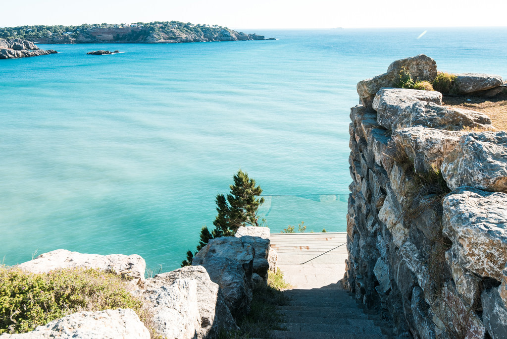 Ibizan holiday villas where you can catch the last summer rays: Sa Blanca villa