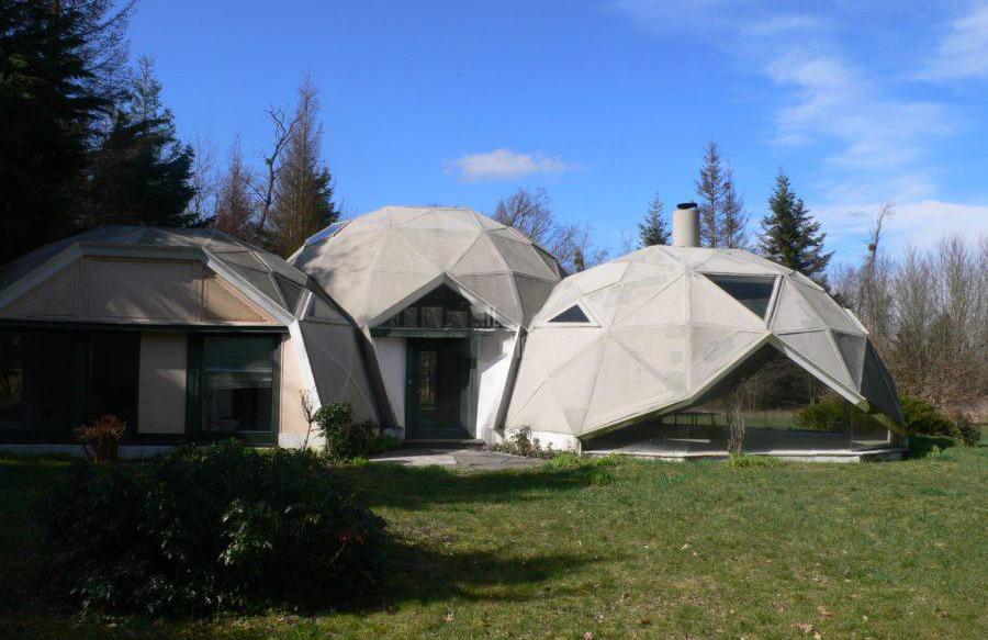 Three Cupolas by Jean Daladier