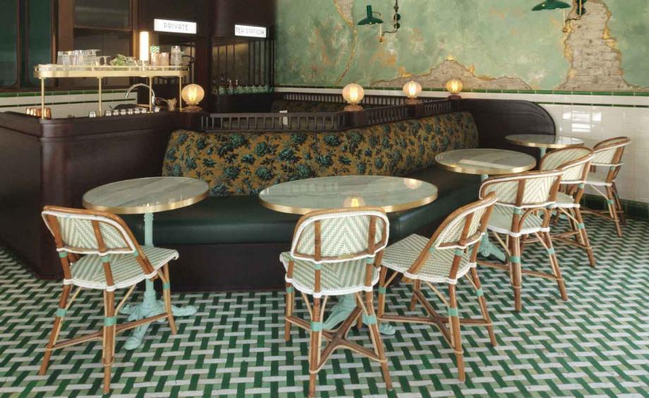 Wun's Tea Room & Bar