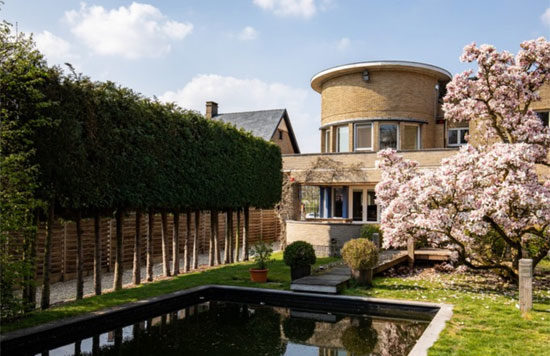 Step back into the 1930s with this Ghent villa – listed for €875k