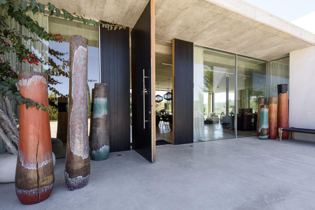 Ibizan holiday villas where you can catch the last summer rays: Villa Los Amigos
