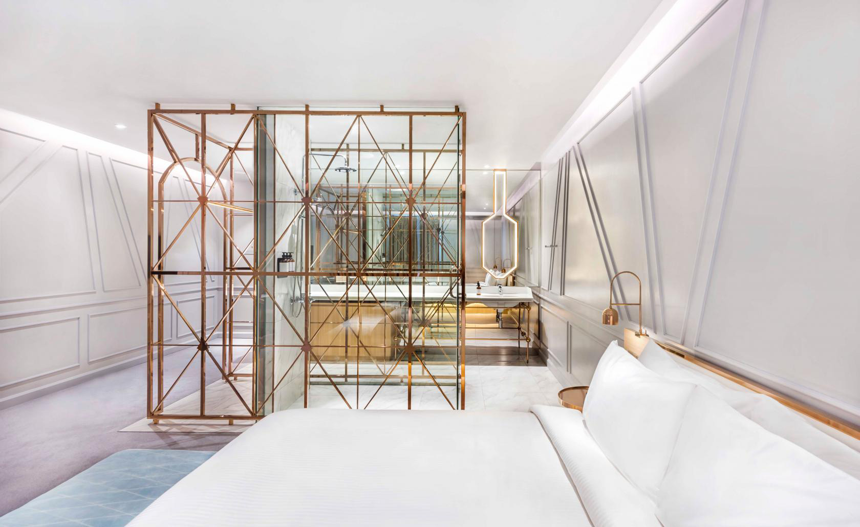 Minimalism meets Victorian glamour at Penang hotel The Prestige